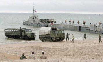В Балтийском море стартуют учения НАТО с участием бомбардировщиков В-52