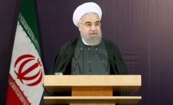 Rietumvalstis atceļ sankcijas pret Irānu
