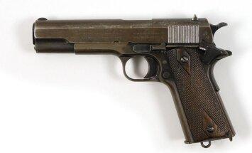 ASV 'izdrukāts' pirmais metāla šaujamierocis