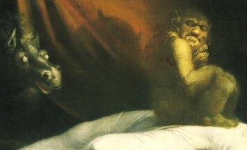 10 visu laiku biedīgākās klasiskās gleznas