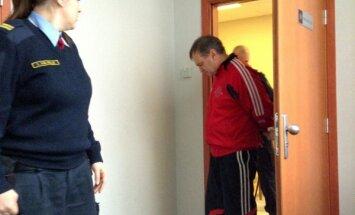 Futbola spēļu totalizatora skandālā iesaistīto Gavrilovu tiesa patur apcietinājumā