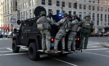 ASV izvērsta masīva Bostonas sprādzienu organizētāju meklēšana