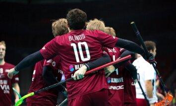 Latvijas florbola izlase aizvadīs treniņnometni Somijā