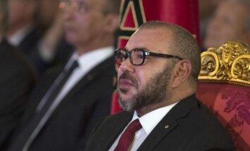 Marokas karalis apžēlo 1178 ieslodzītos
