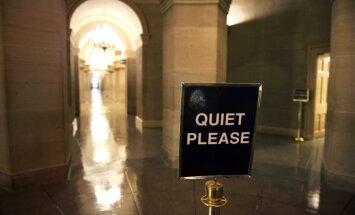 Demokrāti un Republikāņi atkal nespēj vienoties par budžetu – ASV valdība joprojām nestrādā
