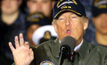 Tramps labo 'musulmaņu liegumu' – irākieši tomēr varēs ieceļot ASV
