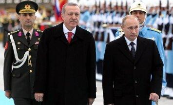 """Западные СМИ: Почему """"царь Путин"""" помирился с """"султаном Эрдоганом"""""""