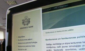 Совет по конкуренции за год оштрафовал предприятия на 10 млн евро
