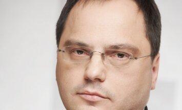 Māris Riekstiņš: Jāturpina investēt valsts dzelzceļa tīkla attīstībā