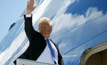 Tramps G7 samitu atzīst par 'ārkārtīgi produktīvu'