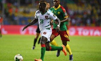Guinea-Bissau forward Piqueti