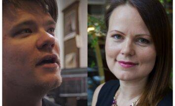 Video: Fonda 'Mākslai vajag telpu' saruna par mūsdienu mākslu ar Ingu Šļubovsku un Tomu Grēviņu