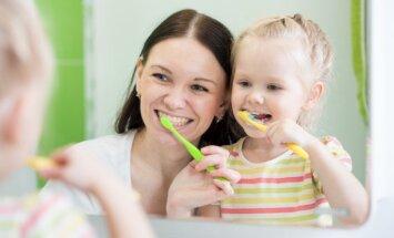 Kariess, erozija un citas zobu un smaganu slimības. Informācija, kas jāzina katram vecākam