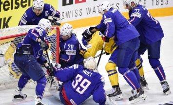 Francija pēc spēles ar Zviedriju ieguvusi pārliecību, saka uzbrucējs Flerī