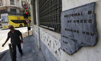 Eirozonas glābšanas fonds saņēmis Grieķijas lūgumu par jaunu aizdevuma programmu