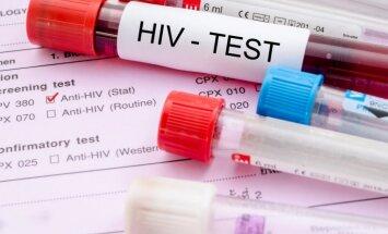 Растет число инфицированных ВИЧ; чаще заболевают мужчины в столице