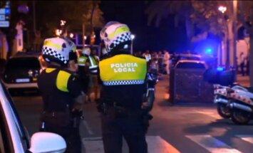 Izjaukta par Spānijas uzbrukumiem atbildīgā teroristu šūniņa