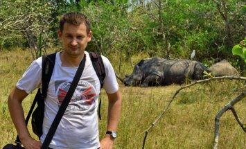 Patiesā Āfrika: latviešu ceļotāja piedzīvojumi vietās, kur Hemingvejs gandrīz zaudēja dzīvību