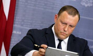 Kozlovskis atsakās kļūt par 'Vienotības' valdes priekšsēdētāju