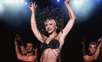 Madonna svin 60: popmūzikas dīvas lielākie hiti cauri gadiem