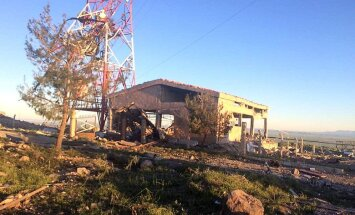 Turcija bombardē ASV atbalstītos Sīrijas kurdu kaujiniekus