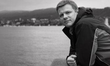 Izlaists jauns Ērika Ešenvalda albums 'Northern Lights'