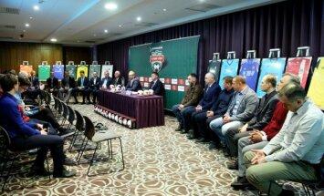 Prezentēta jaunā 'komanda.lv' pirmās līgas futbola čempionāta sezona