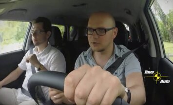 Video: Aigars Runčis izmēģina jauno 'Kia Soul'