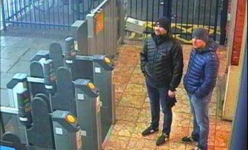 'Novičok' operācijā piedalījušies vēl četri Krievijas pilsoņi