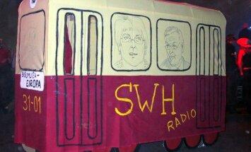'Radio SWH' pērn uz pusi samazinās peļņa
