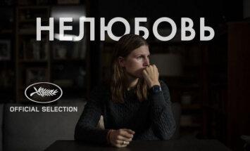 Zvjaginceva 'Nemīlestība' cīnīsies par 'Oskaru'