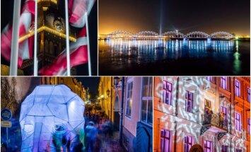 Foto: Jubilejas 'Staro Rīga' festivālu apmeklējuši vairāk nekā 300 000 cilvēku