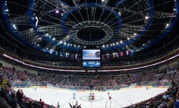 Pasaules hokeja čempionāts: astotā spēļu diena (teksta tiešraide)