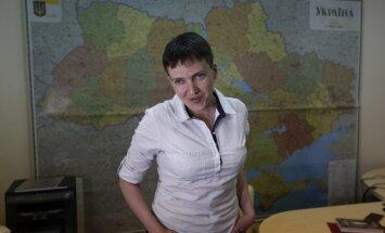 Савченко предложила провести референдум о федерализации Украины