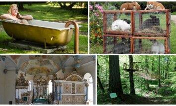 Brīvdienu maršruts: Aizputes novada iecienītākie apskates objekti