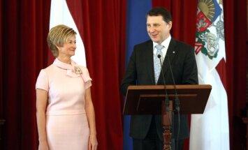 Президент c женой отправится в Даугавпилс, чтобы посмотреть, как там живут