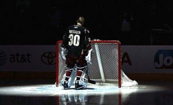 'Oilers' Brizgalovu aizsūta uz fārmklubu