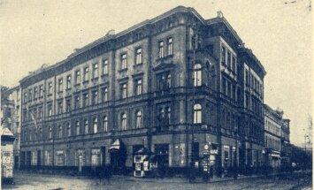 Foto: Latvijas Nacionālā vēstures muzeja jaunā pagaidu mājvieta - nams ar vēsturi