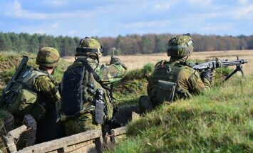 Mācībās 'Saber Strike' Lietuvā piedalīsies lieli sabiedroto spēki un tanki