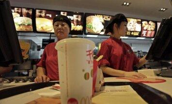Ķīnā par normām neatbilstošas gaļas izplatīšanu soda divas ražotnes un desmit personas