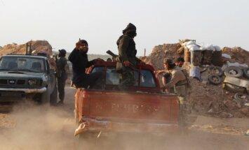 Сирийские повстанцы заявили о провале перемирия
