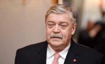 Latvijā jūtos kā mājās, atzīst jaunais Krievijas vēstnieks Lukjanovs