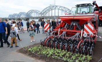 Rīgā notiks Latvijas simtgades pasākums 'Lauki ienāk pilsētā'