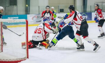 'Zemgale/LLU' arī otrajā OHL izslēgšanas turnīra spēlē uzvar 'Mogo'