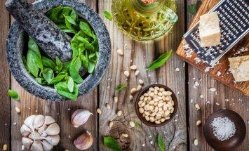 Вкус лета в банке: пошаговый рецепт песто из базилика