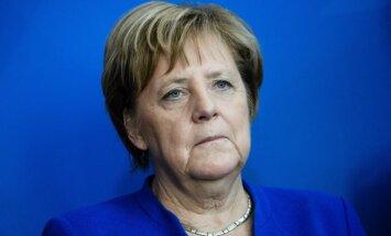 Reģionālo vēlēšanu rezultāti iedragā Merkeles valdību
