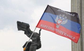 Drošības dienests: Krievijas specdienesti plānojuši Ukrainā izveidot vēl četras 'tautas republikas'