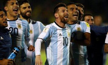 ВИДЕО: Сумасшедший хет-трик Месси вывел Аргентину на ЧМ-2018