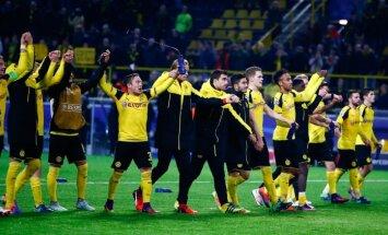Dortmundē labo UEFA Čempionu līgas rezultativitātes rekordu