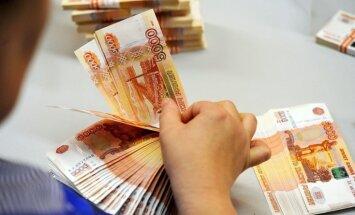 Inflācija Krievijā pārsniedz 10% atzīmi